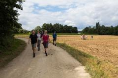 Bierwanderung zwischen Scheßlitz und Giechburg