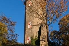 Turm Schlossberg Castell