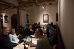Weinprobe Castell Fröhliche Stimmung