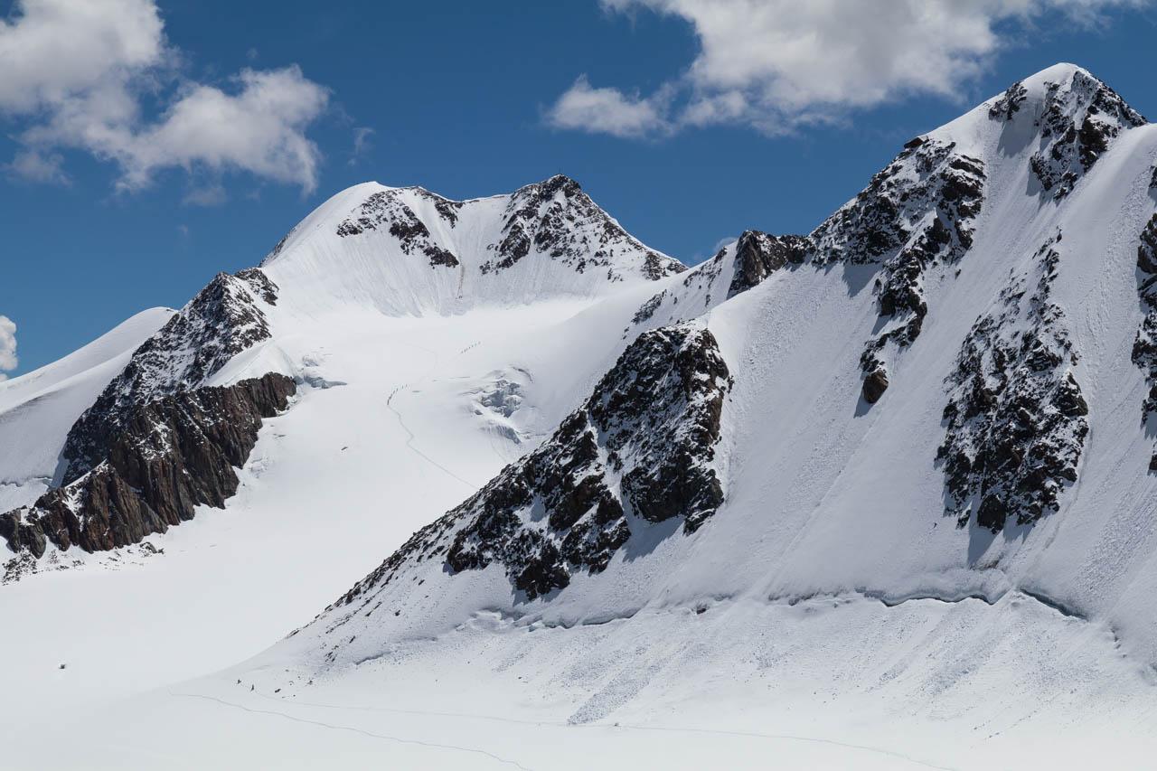 Pitztal Hochtour Wildspitze