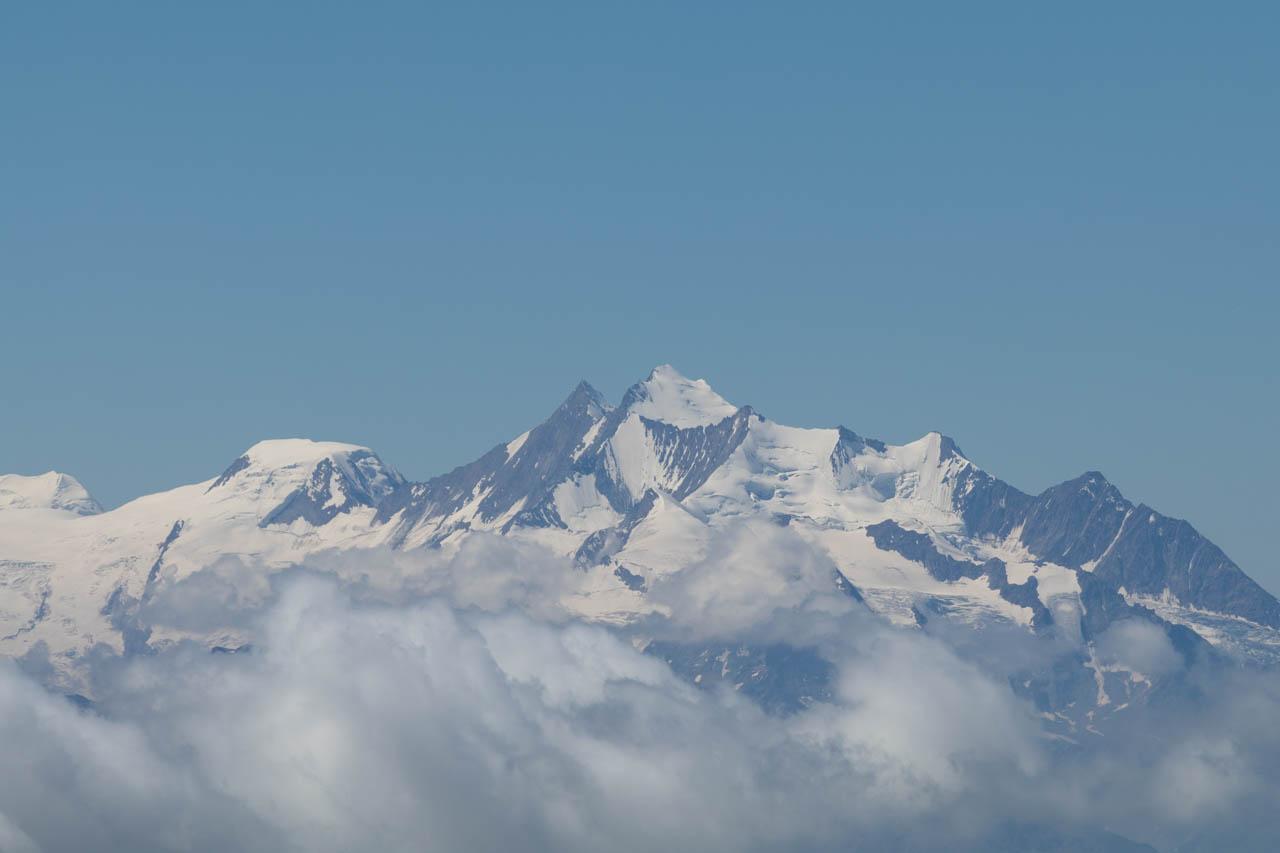 Dufourspitze Monte Rosa