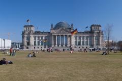 Deutscher Bundestag Panorama